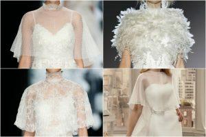capas de novia