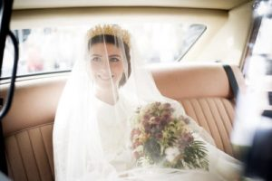 novia velada